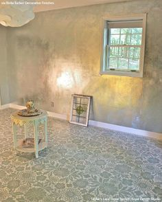 Total home transformation 3 freshly stenciled rooms pinterest total home transformation 3 freshly stenciled rooms pinterest stenciling studio and modern solutioingenieria Image collections