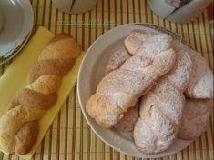 Biscotti treccine per latte (senza glutine) ideali per la colazione,morbidi e gustosi.Sicuramente qualcuno ha già visto questa foto sulla pagina della mia