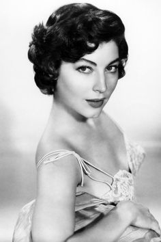1942 Ava Gardner - Southern Hair the Year You Were Born - Southernliving. Born in Smithfield, South Carolina, and a darling of the classic Hollywood cinema era, movie star Ava Gardner always sported her dark curls shoulder length and pinned back to frame her gorgeous face. Remember her in those famous flicks, such as The Killers and Mogambo? With arguably the strongest Carolina drawl in all of Hollywood, this starlet made sure her Southern roots were never forgotten.