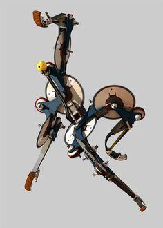 オリジナルロボット同人誌「ROBOT03」diskroboth