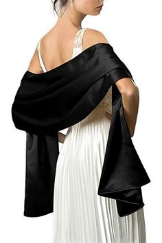 Gold Shawl Sparkle Metallic Mesh Fringed Wrap Bridal Prom Pageant Dance Formal