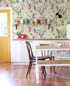 This Little Street : papiers peints et panoramique jolis, jolis, jolis - Plumetis Magazine