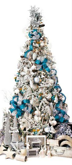 Christmas Tree  Arctic Ice