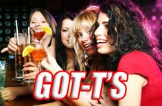DJ Dean on the Decks at GOT-T'S, Friday 10 July from 8PM. RANDOM FREE SHOOTER GIVE-AWAY DURING THE EVENING. SPECIAL: Glass of Vin Chic Wine only R11.00 Between 7PM and 10PM. SPECIAL: Double Richelieu and Coke only R20.00 Between 7PM and 10PM. Free Entrance +18 Only (No ID, No Entry) Dress Code: Dress Like You Are Already Famous GOT-T'S: Cnr. Houtkop & King Street, Duncanville, Vereeniging #party #gotts #weekend #weekendfun #partyallnight #music #nightclub #fun #bar… Dj Dean, Club Dance Music, Slush Puppy, Cool Bars, Nightclub, Dress Code, Coke, Edm, Decks