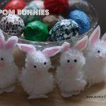 Pom Pom Bunnies and Chicks