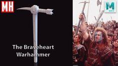 Modeling Braveheart's WARHAMMER in Maya 2020 William Wallace, Animation Tutorial, Braveheart, 3d Modeling, Films, Movies, Maya, Tutorials, Movie Posters