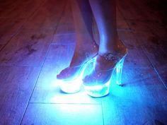 My DIY LED Shoes - Album on Imgur