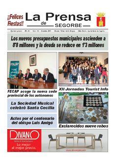 La Prensa de SEGORBE nº 169 Diciembre 2013