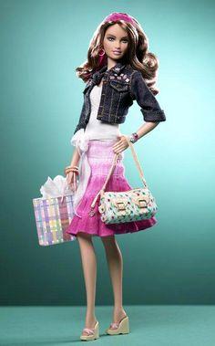 2006 Dooney and Bourke Barbie