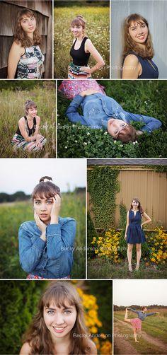 Portage Kalamazoo Senior Photography
