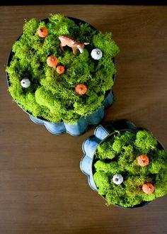 6th Street Design School | Kirsten Krason Interiors : Mini Pumpkin Patch Tutorial