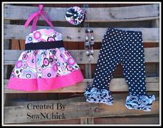 Uptown Girl by SewNChick on Etsy, $55.00