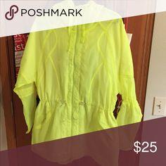 Zella active coat Worn once great for wind/rain/running Zella Jackets & Coats