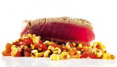 50 geniale Grillrezepte für Ihr BBQ - MEN'S HEALTH Tuna, Fish, Omega 3, Fitness Workouts, Meat, Vegetables, Ethnic Recipes, Bbq, Pizza