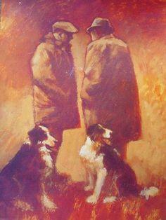 Aneurin Jones, Welsh artist