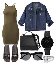 """""""247."""" by plaraa on Polyvore featuring Givenchy, CLUSE and Witchery"""