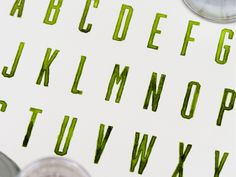 Flawless Watercolor: Perfectly Hand-painted Letters, Numbers, and Patterns | Jeannie Huang