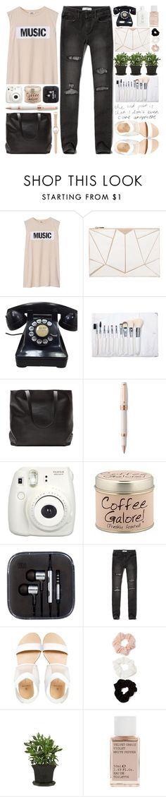 """I Don't Care"" by heartart ❤ liked on Polyvore featuring Acne Studios, 10 Bells, Montegrappa, Lily-Flame, Abercrombie & Fitch, Pieces, Forever 21 and Korres"