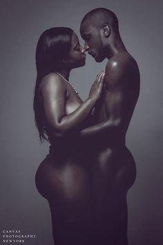Black couples have sex
