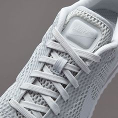 new concept bf516 03535 Nike Sportswear Cortez Ultra Breathe - Pure Platinum   White