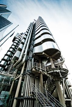 Lloyd's Building, London, Richard Rogers
