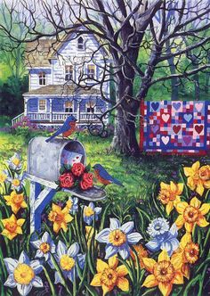♣ Artist: Diane Phalen ~