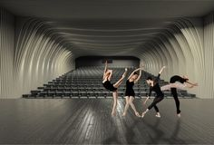 MAA I Multifunctional Hall Design #melikealtinisikarchitects