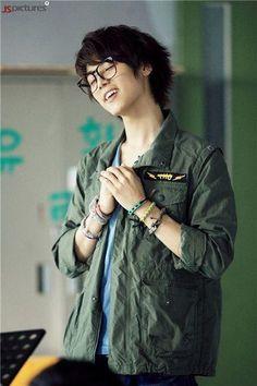 Kang Min Hyuk in Heartstrings