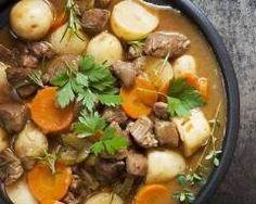 Ragoût d'agneau aux légumes | Cuisine AZ