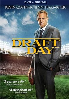 On the day of the NFL Draft, general manager Sonny Weaver has the opportunity to save football in Cleveland when he trades for the number one pick. He must quickly decide what he's willing to sacrifice in pursuit of perfection as the lines between his personal and professional life become blurred on a life-changing day for a few hundred young men with dreams of playing in the NFL. SEP 2014