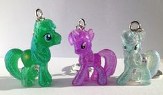 My Little Pony Keychain  Choose your own by VictoriaCPearson, £2.00