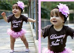It doesn't get any cuter than this! What a special baby shower or birthday gift this would be. Made of super soft 100% cotton 3 rows fancy organza ruffles. This is the perfect one-piece for photos and durable for everyday wear.
