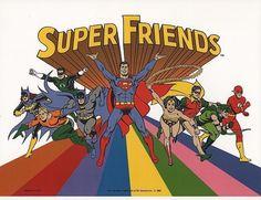 Super Friends - José Luis García-López
