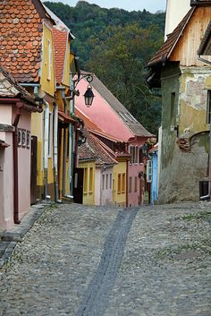 Sighișoara, Translyvania, Romania http://www.projects-abroad.co.uk/