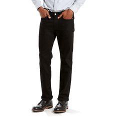 Big & Tall Levi's 514 Straight-Fit Jeans, Men's, Size: 42X34, Blue