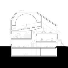 Lausanne Planetarium Proposal / Studio DMTW