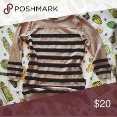 Puffs Loft sweater, XSP LOFT Sweaters Crew & Scoop Necks http://bellanblue.com