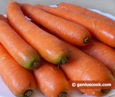 How to Get the Best out of Carrot | Culinary News | Genius cook - Healthy Nutrition, Tasty Food, Simple Recipes