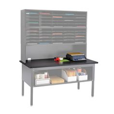 Safco 7750BL E-Z Sort® Table Top