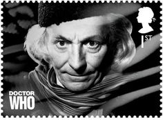 Tom Baker, David Tennant, and Patrick Troughton are to feature on a special set of Royal Mail stamps in 2013. Also, Wm. Hartnell. #DoctorWho #philately