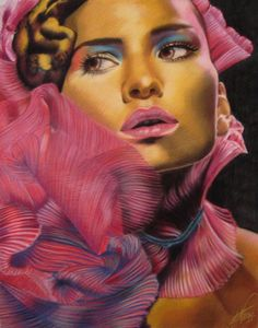 """blue_shadow""_pastel_on_paper_48x68cm_2005"