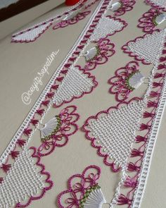 Fotoğraf açıklaması yok. Needle Tatting, Needle Lace, Knitted Poncho, Knitted Shawls, Baby Knitting Patterns, Filet Crochet, Knit Crochet, Knit Shoes, Lace Making