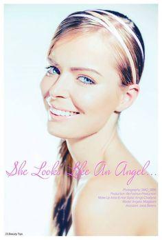 Angela- #FreshFacesPoland2015 - #beauty !