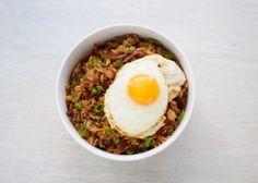 Bacon Fried Rice - Kitchen Gidget