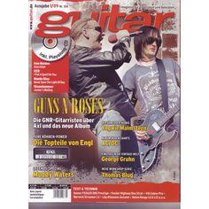 Guitar Ausgabe 01 2009 , 5,50 €