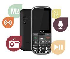 ¿Qué tiene que tener un móvil adaptado? Características necesarias para que nuestros mayores estén conectados. #seniors #mayores #telefono