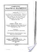 """Complete Practical Machinist"" - Joshua Rose, 1920, 537"
