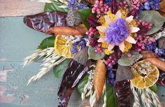 Essiccare i fiori recisi per realizzare semplici composizioni per la casa
