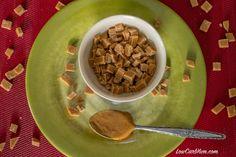 Homemade Sugar Free Peanut Butter Chips