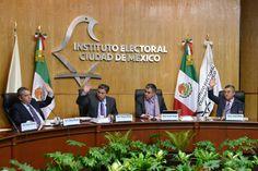 Impone IECM sanciones a APL´s y una diputada local